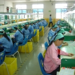 Production line at ENG